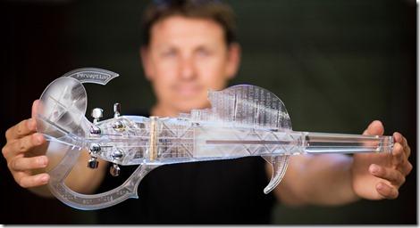 3Dvarius-violon