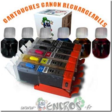 PACK-CANON-RECHARGEABLE-CLI551-PGI550-5COULEURS