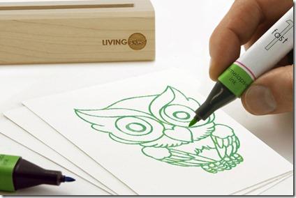 living ink