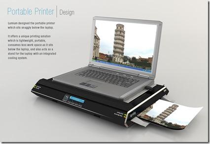 lumium printer